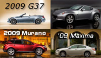 Nissan and Infiniti auto information articles